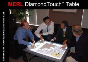 MERL_DiamondTouch